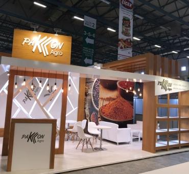PAKON Agro - WorldFood İstanbul 2018